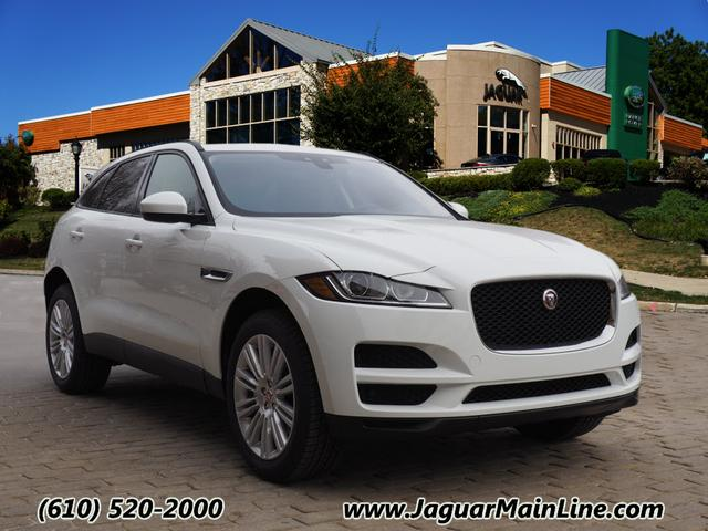 new 2017 jaguar f pace 35t premium awd 35t premium 4dr suv in wayne jj7442 jaguar main line. Black Bedroom Furniture Sets. Home Design Ideas
